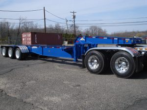 ISO Tank Container Chassis