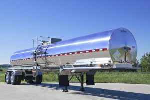 5000 Gal General Purpose Tank Trailer Front Sans Tractor