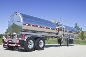 5000 Gal General Purpose Tank Trailer Rear Sans Tractor