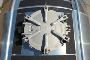 Vacuum Pneumatic Tank Trailer Dome