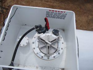 Fiberglass Reinforced Plastic Tank Trailer
