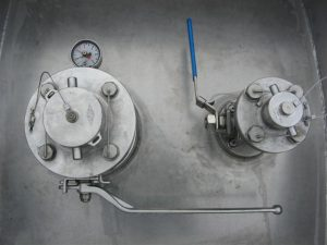 T-20 ISO Tank Container Valves